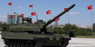 It Is Being Reported That Turkish Military Forces Have by The Crowded Syrian Battlefield Is A Turkish Invasion Next Huffpost