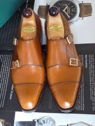 light brown monk strap shoes carmina salinger double monks shoes men shoes pinterest