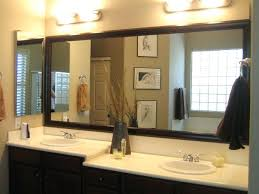Bathroom Wall Mirror Ideas Bathroom Mirror Ideas On Wall Medium Size Of Mirror Ideas