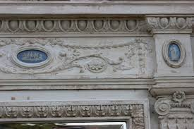 adam style house outstanding c19th country house architectural mirror in