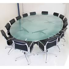 Vitra Meeting Table Vitra Eames Glass Boardroom Table With Segmented Base Designer