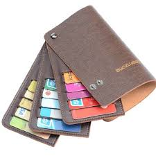 Business Card Case Leather Amazon Com Teemzone Men Women Genuine Leather Name Credit