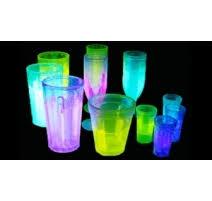 bicchieri fluorescenti bicchieri starlight fluorescenti braccialettistarlightfluo