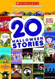 amazon com 20 halloween stories scholastic storybook treasures
