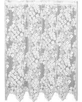 exclusive white lace curtain panels deals