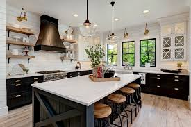 farmhouse kitchens pictures clark co homes farmhouse kitchen los angeles by caesarstone