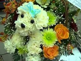 100 dog flower arrangement special event flower