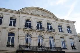 la chambre des notaires de hôtel particulier abritant la chambre départementale des notaires du