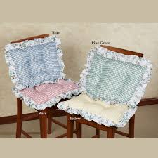 choosing the kitchen chair cushions for comfortable seating chairs