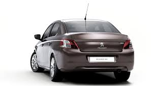 pujo car peugeot 301 new french compact sedan revealed