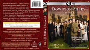 downton season 2 dvd covers and labels