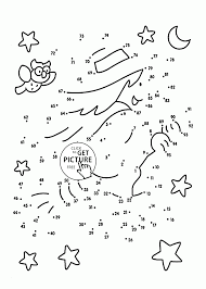 Halloween Color Pages Halloween Coloring Pages Dot To Dot Olegandreev Me