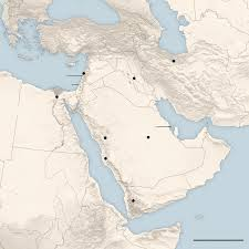 Current Map Of Middle East by How The Iranian Saudi Proxy Struggle Tore Apart The Middle East