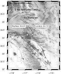 Pa Wmu Map Effect Of Uncertainties On Estimates Of Background Seismicity