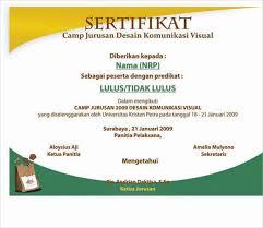 design a certificate template 50 creative custom certificate