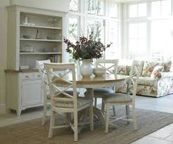 country style white dining room sets rustic dining room with