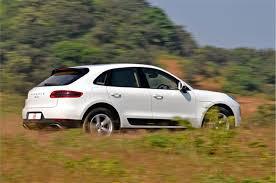 porsche macan 2 0 2016 porsche macan 2 0 petrol review test drive autocar india
