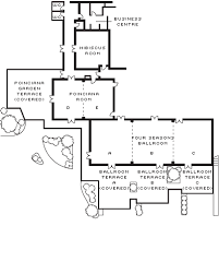 Build A Salon Floor Plan Nevis Group Meeting U0026 Event Venues Four Seasons Resort Nevis