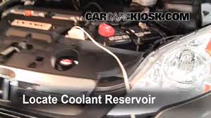 2009 honda crv check engine light fix antifreeze leaks 2007 2011 honda cr v 2009 honda cr v ex l