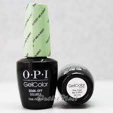 opi gelcolor this cost me a mint gc t72 15ml 0 5oz soft shades