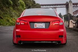 lexus is 250 review 2008 stylish chrome led tail lights from spec d clublexus lexus
