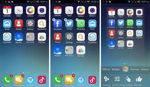 android themes iphone themes for android 5 apps to turn android look like ios
