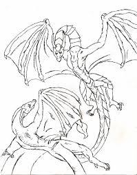 coloring page dragon u2013 pilular u2013 coloring pages center