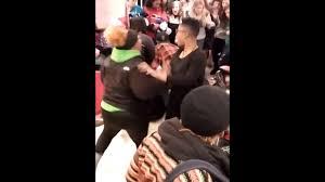 black friday watch sale shameful video of black women fighting in victoria secrets over