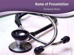 stethoscope powerpoint templates powerpoint backgrounds