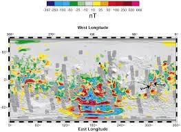 Wsu Map Introductory Astronomy Mars