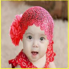 lace headwear alley newborn baby floral headband children s girl