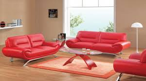 Leather Pillows For Sofa by Decorating Ideas With Red Leather Sofa Astonishing White Living