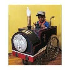 Train Halloween Costume Halloween Costumes Wheelchair Idea 6