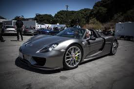 porsche home garage 2014 porsche 918 spyder jay leno u0027s garage youtube