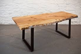 Slab Dining Table by Maple Slab Dining Table Conversion