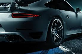porsche 911 turbo s tuning techart exterior