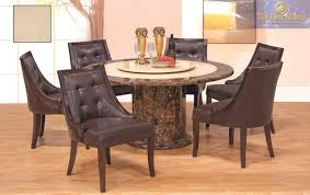 lazy susan dining table round glass dining table with lazy susan dining room ideas
