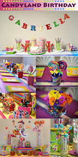 candyland birthday party candyland birthday party pizzazzerie