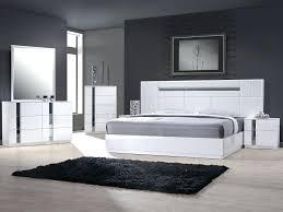 Platform Bed Sets Modern White Bedroom Sets White Modern Platform Bed Modern White