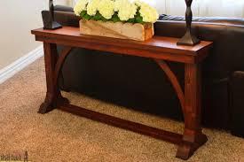 Oak Sofa Table Best Thin Sofa Table Furniture For Empty Space Newgomemphis