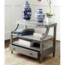 ballard designs end tables sidney open side table ballard designs furniture pinterest