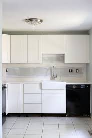 kitchen cabinets no handles how to design and install ikea sektion kitchen cabinets just a
