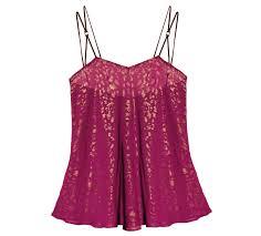 play babydoll gold print luxury nightwear designer loungewear