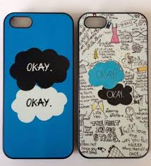 okay phone the fault in our okay green cover for phone iphone