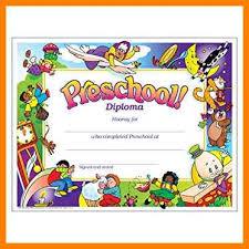 preschool certificates 5 preschool certificates education resume