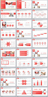 annual report ppt template 30 red lowpoly annual report powerpoint templates powerpoint 30 red lowpoly annual report powerpoint templates