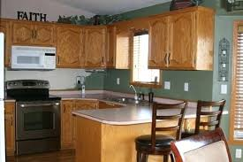 Kitchen Paint Colors With Golden Oak Cabinets Paint Colors For Oak Kitchen Cabinets Cool Paint Colors For