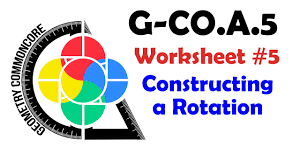 rotation geometry worksheet adding worksheets 1st grade