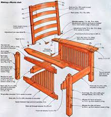 morris chair plans pdf plans diy free download large wood lathe