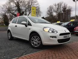 fiat hatchback used fiat punto 2015 for sale motors co uk